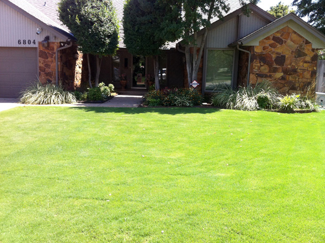 August 2011 Yard of the Month